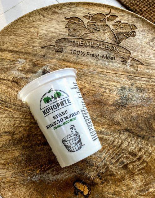 Кисело мляко 'Кочорите' (400 гр.)